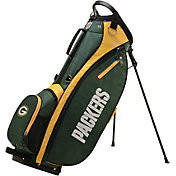 Wilson Green Bay Packers Stand Golf Bag