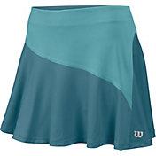 """Wilson Women's Star Bonded 13.5"""" Tennis Skirt"""