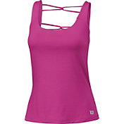 Wilson Women's Summer Ladder Back Tennis Tank