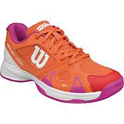 Wilson Kids' Preschool Rush Pro 2.5 Tennis Shoes