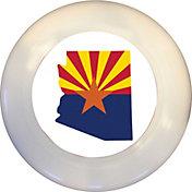Wild Sports Arizona State Flag Flying Disc