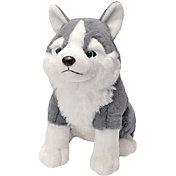 CK Pet Shop Husky Dog Stuffed Toy