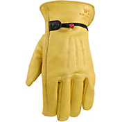 Wells Lamont Palomino Grain Cowhide Work Gloves