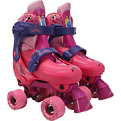 Playwheels Girls' Disney Princess Quad Roller Skates