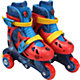 Playwheels Boys' Spider-Man 2-in-1 Inline Skates