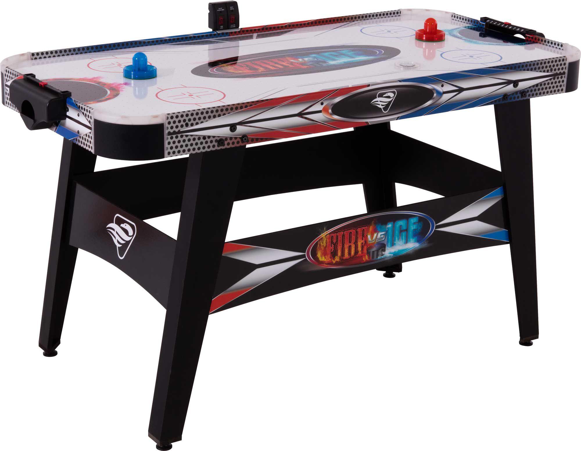 Product Image · Triumph Fire U0027N Ice Light Up LED 54u201d Air Hockey Table