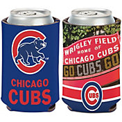 WinCraft Chicago Cubs Wrigley Field Can Cooler