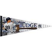WinCraft New York Yankees Aaron Judge Pennant