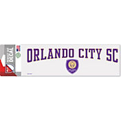 "WinCraft Orlando City 3"" x 10"" Decal"
