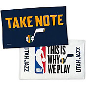 WinCraft Utah Jazz 2017 Bench Towel