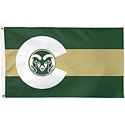 WinCraft Colorado State Rams State Deluxe Flag