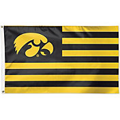 WinCraft Iowa Hawkeyes Stars and Stripes Deluxe Flag