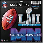 WinCraft Super Bowl LII Die-Cut Magnet Sheet