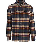 Woolrich Men's Oxbow Pass Plaid Flannel Long Sleeve Shirt