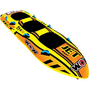WOW Water Sports Jet Boat 3-Person Towable Tube