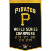 Pittsburgh Pirates Dynasty Banner