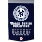 Winning Streak New York Yankees Dynasty Banner