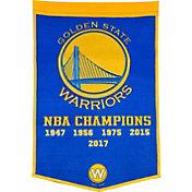 Winning Streak 2017 NBA Finals Champions Golden State Warriors Dynasty Banner