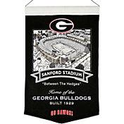 Winning Streak Georgia Bulldogs Stadium Banner