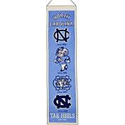 Winning Streak North Carolina Tar Heels Heritage Banner