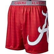 Fandemics Men's Alabama Crimson Tide Crimson Center Seam Base Layer Boxers