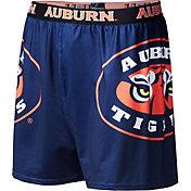 Fandemics Men's Auburn Tigers Blue Center Seam Base Layer Boxers