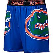 Fandemics Men's Florida Gators Blue Center Seam Base Layer Boxers