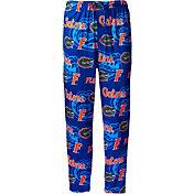 Fandemics Men's Florida Gators Blue All Over Print Pajama Pants
