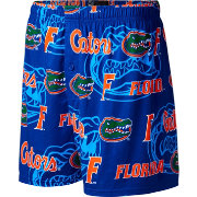 Fandemics Men's Florida Gators Blue All Over Print Boxers