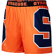 Fandemics Men's Syracuse Orange Orange Center Seam Base Layer Boxers