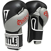 Title Boxing Infused Foam Anarchy Bag Gloves