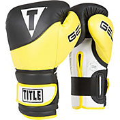 Title Boxing Gel Suspense V2T Training Gloves