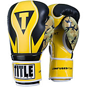 TITLE Infused Foam Honor Combat Training Gloves
