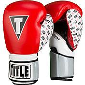 TITLE Infused Foam Revenge Training Gloves