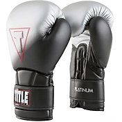 Title Boxing Platinum Proclaim Training Gloves