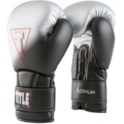TITLE Boxing Platinum Proclaim Boxing Training Gloves