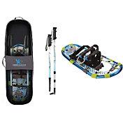Yukon Charlie's Youth Aluminum Snowshoes Kit