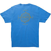YETI Men's Fish Compass T-Shirt