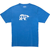 YETI Men's Salmon on the Fly T-Shirt