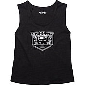 YETI Women's Built For The Wild Badge Tank Top