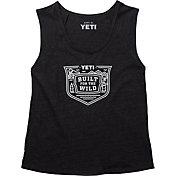 YETI Women's Built For The Wild Badge Tank Top