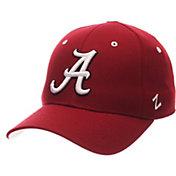 Zephyr Men's Alabama Crimson Tide Crimson DH Fitted Hat