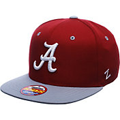 Zephyr Youth Alabama Crimson Tide Crimson/Grey Z11 Adjustable Hat