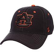 Zephyr Men's Auburn Tigers Black Element ZClassic Flexfit Hat