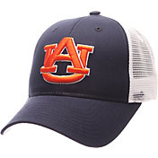 Zephyr Men's Auburn Tigers Navy/White Big Rig Adjustable Hat