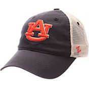 Zephyr Men's Auburn Tigers Blue/White University Adjustable Hat