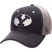 Zephyr Men's BYU Cougars Blue/White Pregame Foam Z-Fit Hat
