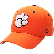 Zephyr Men's Clemson Tigers Orange DH Fitted Hat