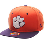 Zephyr Youth Clemson Tigers Orange/Regalia Z11 Adjustable Hat