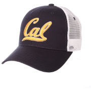 Zephyr Men's Cal Golden Bears Blue/White Big Rig Adjustable Hat